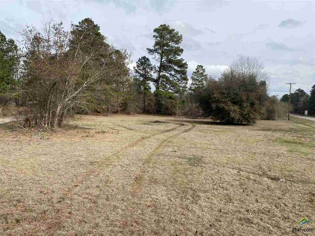 TBD Hwy 323 (New London), Overton, TX 75684 (MLS #10131874) :: The Wampler Wolf Team