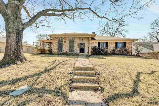 614 Carriage Dr, Tyler, TX 75703 (MLS #10131935) :: The Wampler Wolf Team