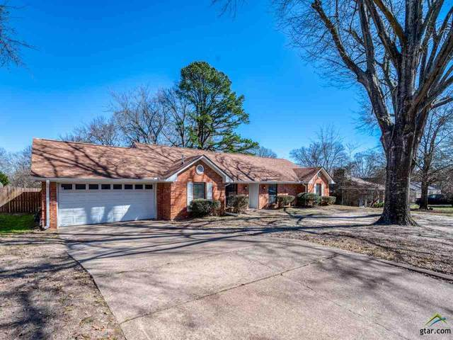 5918 Whispering, Tyler, TX 75707 (MLS #10131961) :: RE/MAX Professionals - The Burks Team