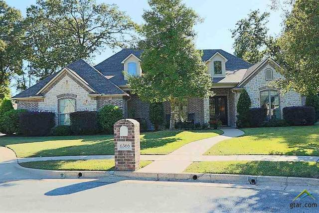 6366 Oberlin Ct., Tyler, TX 75703 (MLS #10131965) :: RE/MAX Professionals - The Burks Team