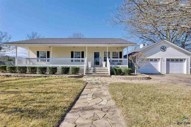 706 N Boyd St, Lindale, TX 75771 (MLS #10131978) :: The Wampler Wolf Team