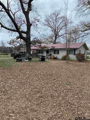 3488 Chipmunk Road, Gilmer, TX 75644 (MLS #10132192) :: RE/MAX Professionals - The Burks Team