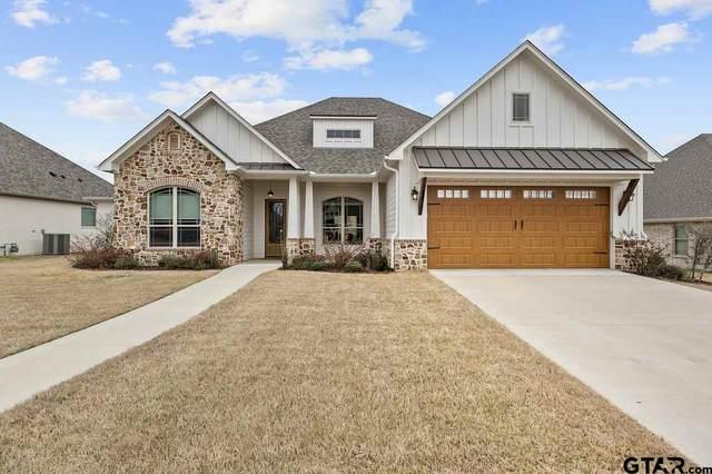 7328 Tule Creek Lane, Tyler, TX 75703 (MLS #10132377) :: The Edwards Team Realtors