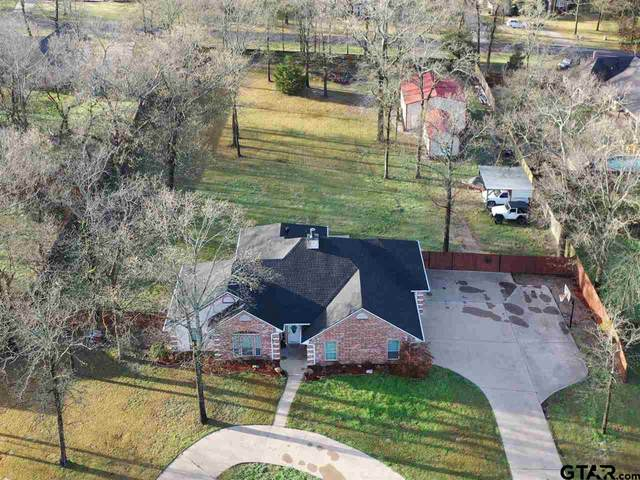 201 Cr 2258, Mineola, TX 75773 (MLS #10132427) :: The Wampler Wolf Team