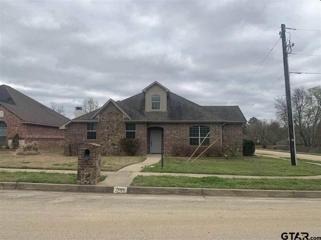1599 Skidmore, Tyler, TX 75703 (MLS #10132431) :: RE/MAX Professionals - The Burks Team