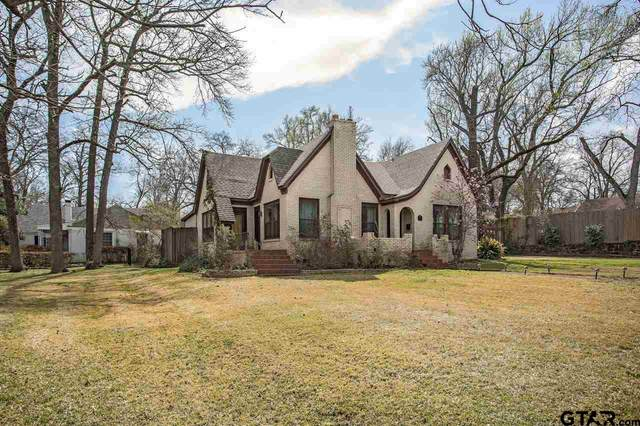 615 E 1st St, Tyler, TX 75701 (MLS #10132459) :: The Edwards Team Realtors