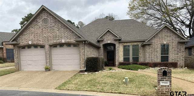 7139 Holly Square Ct., Tyler, TX 75703 (MLS #10132511) :: RE/MAX Professionals - The Burks Team