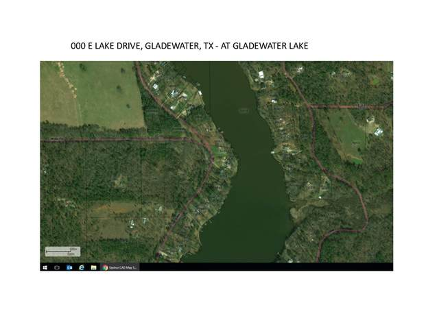 000 E Lake Drive, Gladewater, TX 75647 (MLS #10132517) :: The Wampler Wolf Team