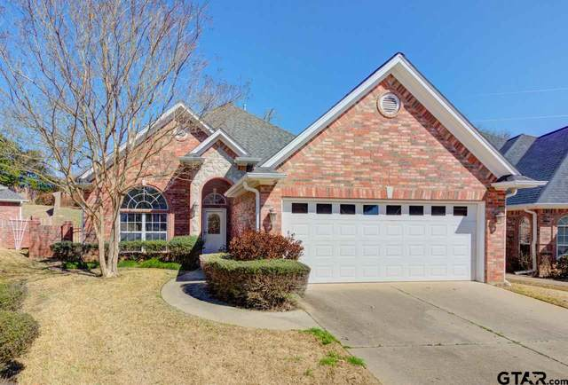 3129 Granbury Court, Tyler, TX 75707 (MLS #10132527) :: The Wampler Wolf Team