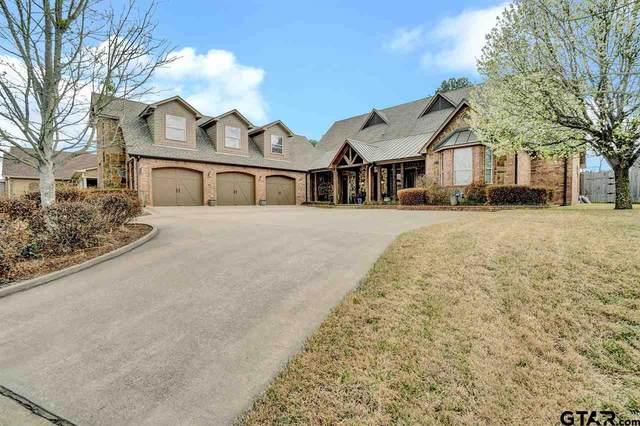 2304 Pinehurst Street, Tyler, TX 75703 (MLS #10132749) :: Wood Real Estate Group