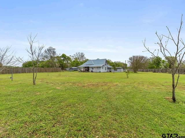31 Cr 2406, Pittsburg, TX 75686 (MLS #10132897) :: Griffin Real Estate Group