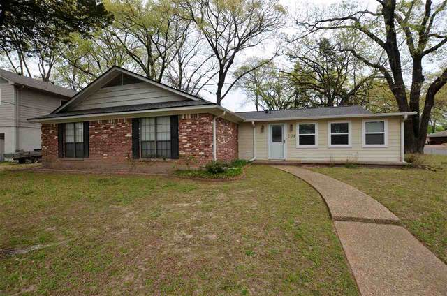 704 Oxford Dr, Tyler, TX 75703 (MLS #10132912) :: The Edwards Team Realtors