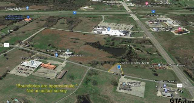 000 N Edwards, Mt Pleasant, TX 75455 (MLS #10132942) :: Griffin Real Estate Group
