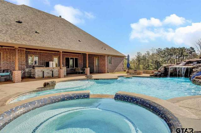 10794 County Road 334, Tyler, TX 75708 (MLS #10133038) :: Griffin Real Estate Group