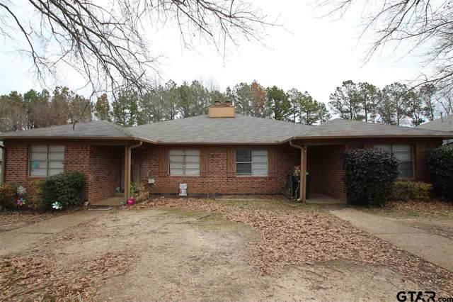 4508 Edinburgh, Tyler, TX 75701 (MLS #10133090) :: Wood Real Estate Group