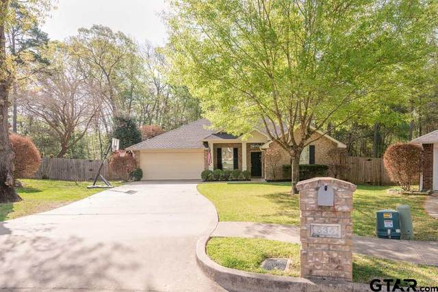 634 Winding Brook Ln., Tyler, TX 75703 (MLS #10133152) :: RE/MAX Professionals - The Burks Team