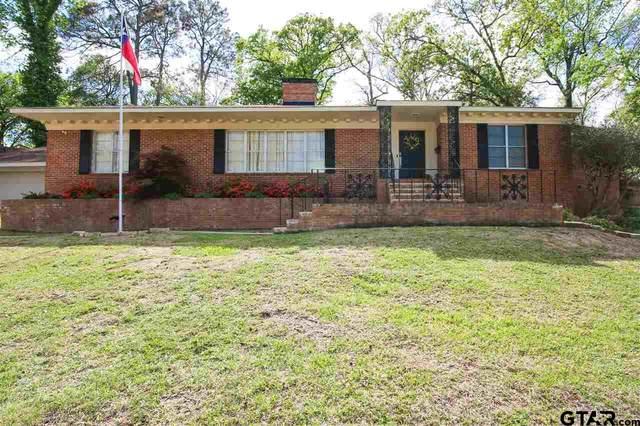 3511 Woodbine, Tyler, TX 75701 (MLS #10133277) :: Wood Real Estate Group