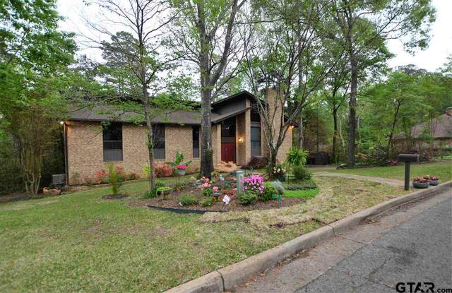 5814 Wilderness Rd, Tyler, TX 75703 (MLS #10133311) :: RE/MAX Professionals - The Burks Team
