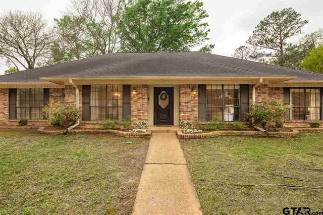 3401 Brookside Dr, Tyler, TX 75701 (MLS #10133349) :: RE/MAX Professionals - The Burks Team