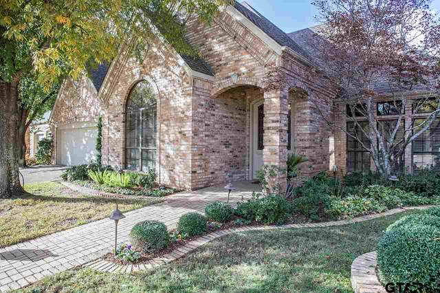 3304 Greenoak Place, Tyler, TX 75701 (MLS #10133391) :: RE/MAX Professionals - The Burks Team