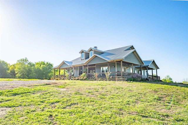 864 County Road 4745, Sulphur Springs, TX 75482 (MLS #10133406) :: The Edwards Team Realtors