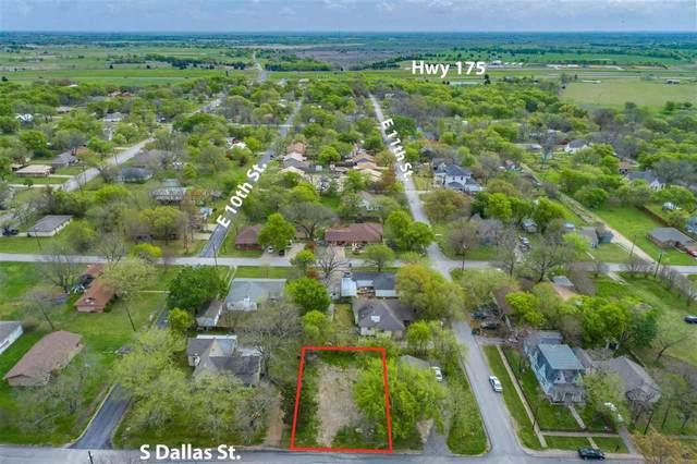 205 S Dallas Street, Kemp, TX 75143 (MLS #10133443) :: RE/MAX Professionals - The Burks Team