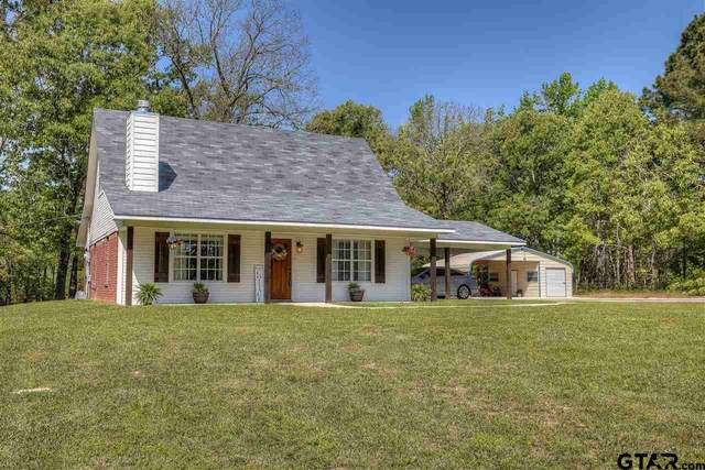 3186 Mount Pisgah Rd, Kilgore, TX 75662 (MLS #10133465) :: Griffin Real Estate Group