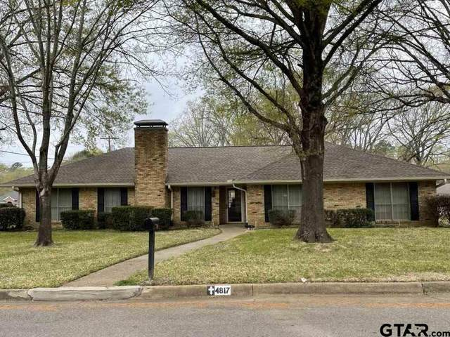 4817 Picadilly, Tyler, TX 75703 (MLS #10133531) :: RE/MAX Professionals - The Burks Team