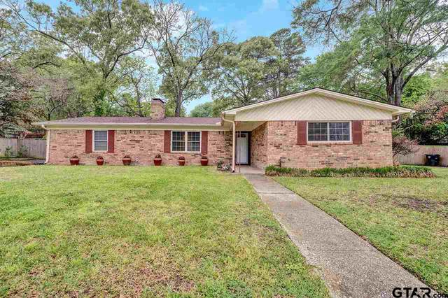 8119 Jewell, Tyler, TX 75703 (MLS #10133539) :: Wood Real Estate Group