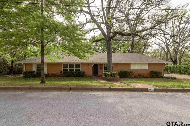 2827 Curtis Dr., Tyler, TX 75701 (MLS #10133556) :: The Edwards Team Realtors