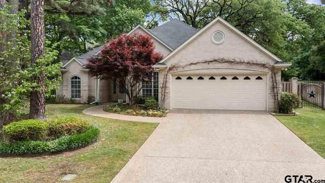 3618 Flagstone Drive, Tyler, TX 75707 (MLS #10133571) :: The Edwards Team Realtors