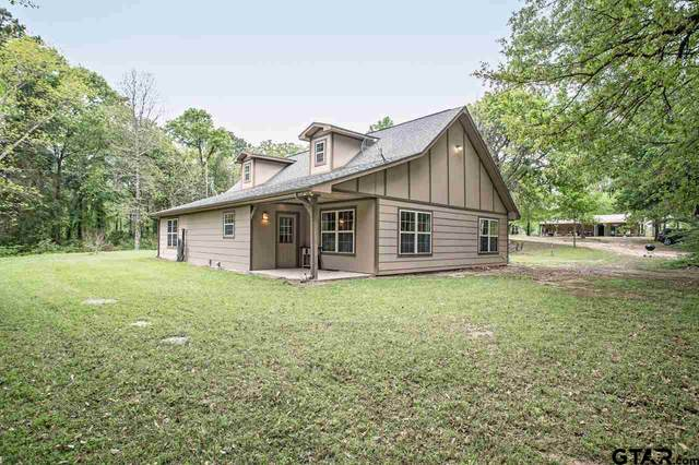 494 County Road 4613, Troup, TX 75789 (MLS #10133583) :: RE/MAX Professionals - The Burks Team