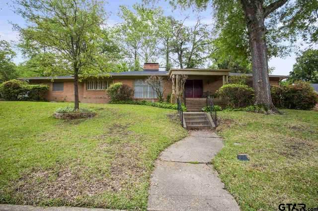 3242 Dinah Ln, Tyler, TX 75701 (MLS #10133639) :: Wood Real Estate Group