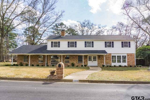 1309 Kingspark Dr, Tyler, TX 75703 (MLS #10133642) :: Griffin Real Estate Group