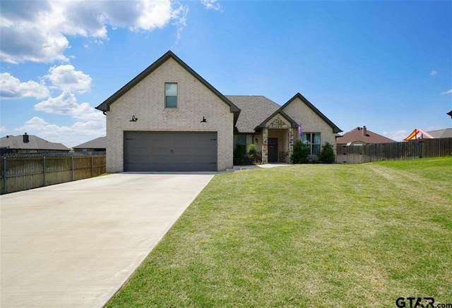 415 Whitaker Street, Bullard, TX 75757 (MLS #10133734) :: Wood Real Estate Group