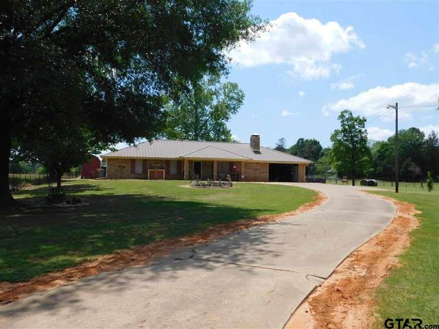 12013 County Road 461, Tyler, TX 75706 (MLS #10133739) :: The Edwards Team