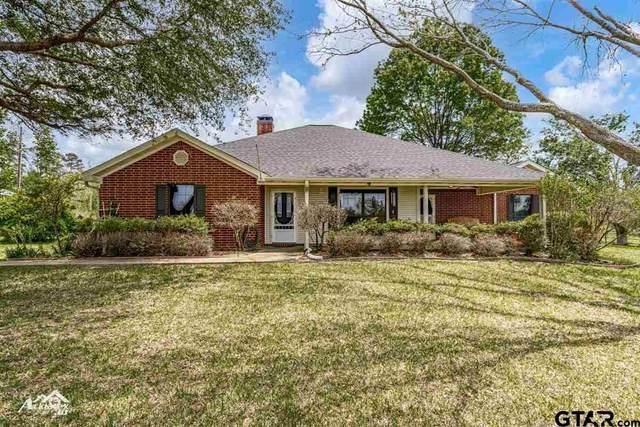 7585 S Cr 317, Henderson, TX 75652 (MLS #10133815) :: Wood Real Estate Group
