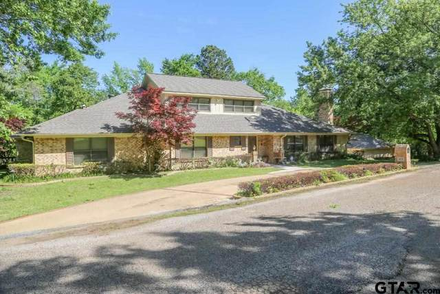 2711 Woodlake Drive, Tyler, TX 75701 (MLS #10133875) :: Wood Real Estate Group