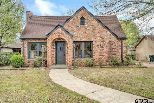 513 W 1st St, Tyler, TX 75701 (MLS #10133888) :: Wood Real Estate Group