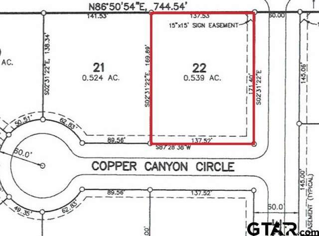 11706 Copper Canyon Cir, Bullard, TX 75757 (MLS #10133902) :: RE/MAX Professionals - The Burks Team