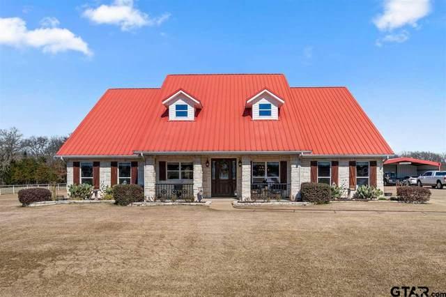 8640 N Highway 271, Mt Pleasant, TX 75455 (MLS #10133930) :: Griffin Real Estate Group
