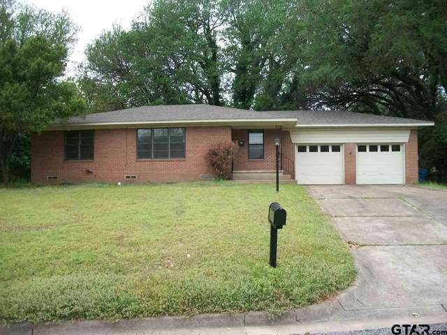 1410 Larkin, Mt Pleasant, TX 75455 (MLS #10133948) :: The Edwards Team