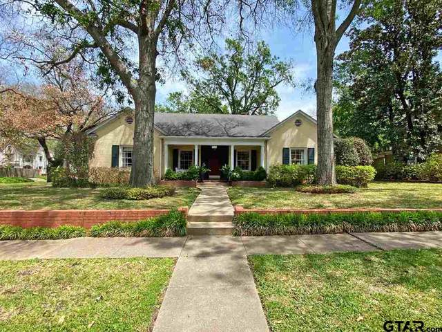 1604 S Chilton Ave., Tyler, TX 75701 (MLS #10133964) :: Wood Real Estate Group