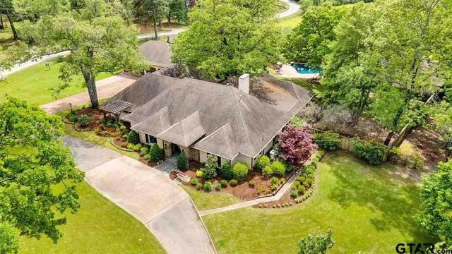 1111 Cumberland Road, Tyler, TX 75703 (MLS #10134033) :: The Edwards Team