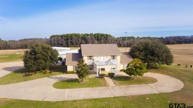 938 County Road 1655, Mt Pleasant, TX 75455 (MLS #10134037) :: Griffin Real Estate Group