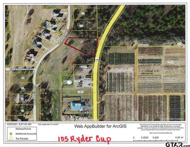 105 Ryder Cup Trail, Hideaway, TX 75771 (MLS #10134086) :: The Edwards Team