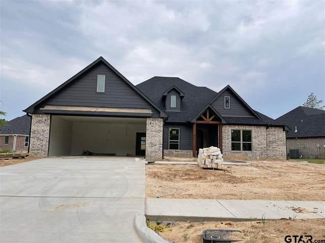 3532 Chapel View, Tyler, TX 75707 (MLS #10134100) :: The Edwards Team