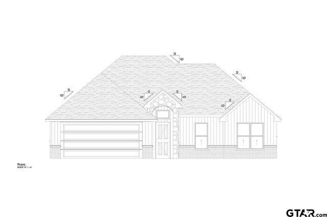 9131 Long Branch, Tyler, TX 75703 (MLS #10134215) :: Wood Real Estate Group