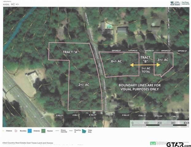 TBD Gifford, Rusk, TX 75785 (MLS #10134222) :: Wood Real Estate Group