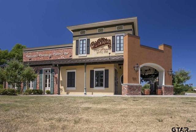 3213 N Fourth St, Longview, TX 75605 (MLS #10134247) :: Realty ONE Group Rose